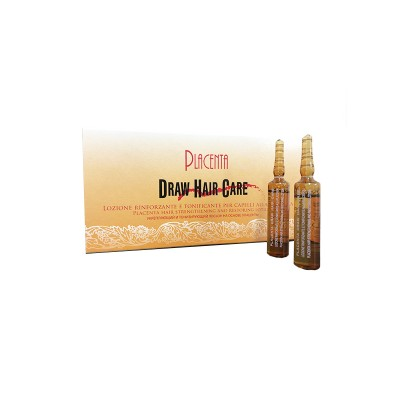 DRAW HAIR CARE PLACENTA 10 X 10 ML