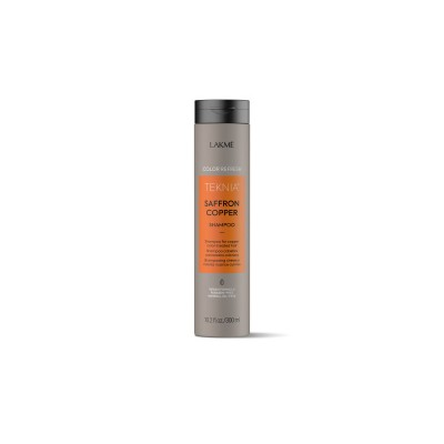 LAKME TEKNIA COLOR REFRESH SAFFRON COPPER SHAMPOO 300 ML