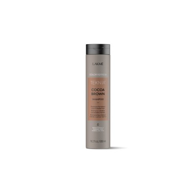 LAKME TEKNIA COLOR REFRESH COCOA BROWN SHAMPOO 300 ML