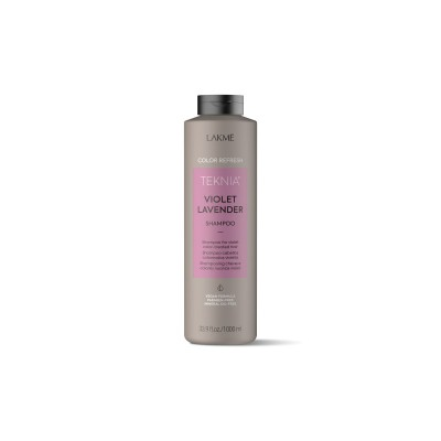 LAKME TEKNIA COLOR REFRESH VIOLET LAVANDER SHAMPOO 1000 ML