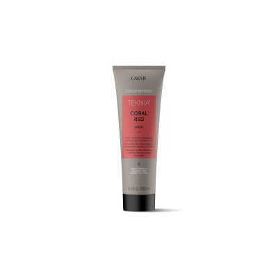 LAKME TEKNIA COLOR REFRESH CORAL RED MASK 250 ML