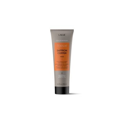 LAKME TEKNIA COLOR REFRESH SAFFRON COPPER MASK 250 ML