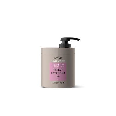 LAKME TEKNIA COLOR REFRESH VIOLET LAVANDER MASK 1000 ML