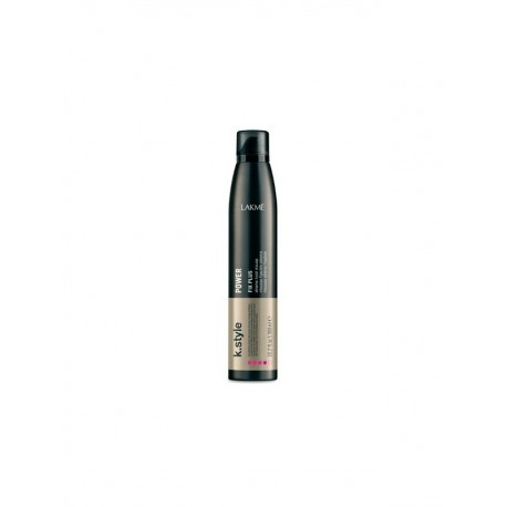 LAKME K.STYLE POWER MOUSSE FIJACIÓN EXTREMA 300 ML