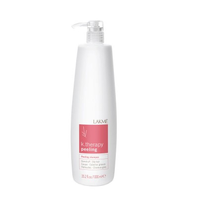LAKME K.THERAPY PEELING SHAMPOO OILY 1000 ML