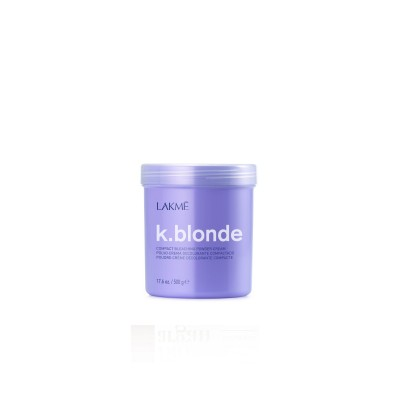 LAKME K.BLONDE COMPACT POWDER-CREAM 500 G.